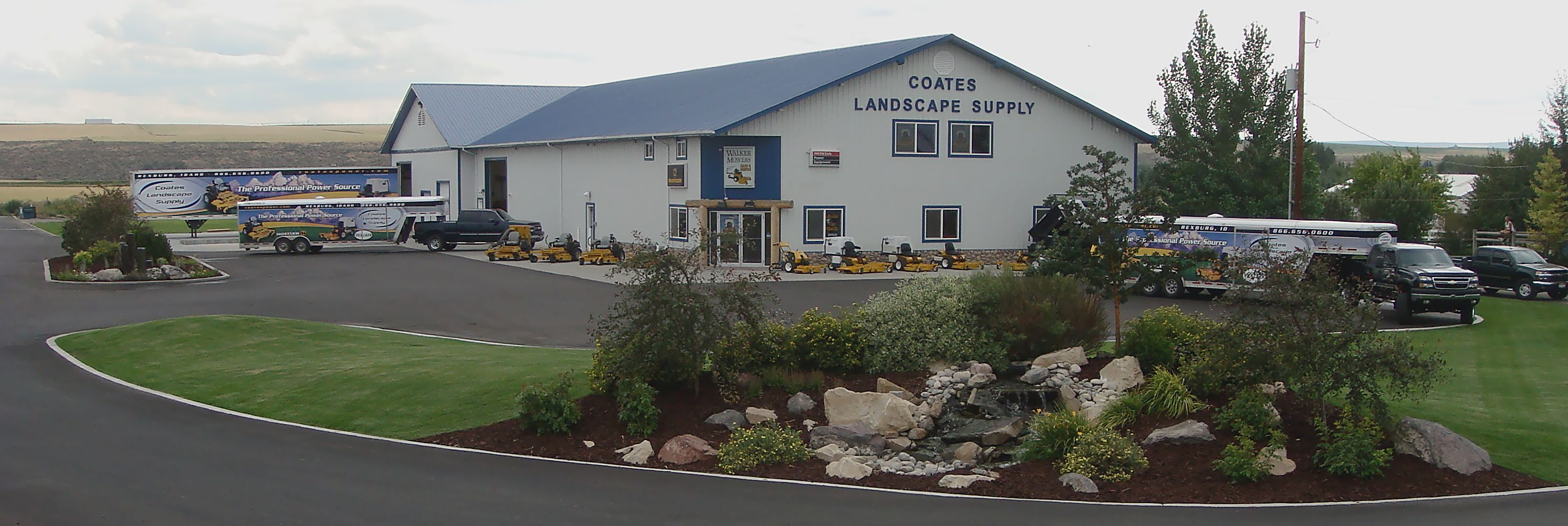 Coates Landscape Supply