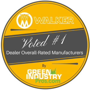 Green Industry Pros Magazine Walker Mowers