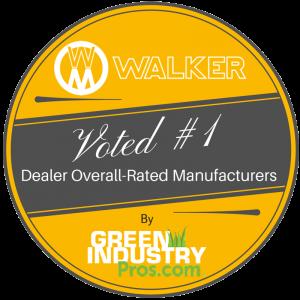 Green Industry Pros Magazine Walker Mowers